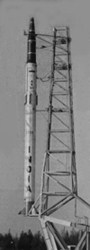 Agni before launch
