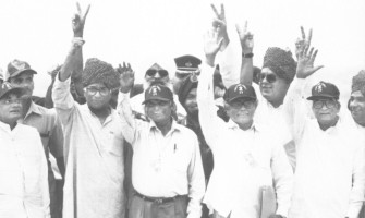 Celebration at Pokhran