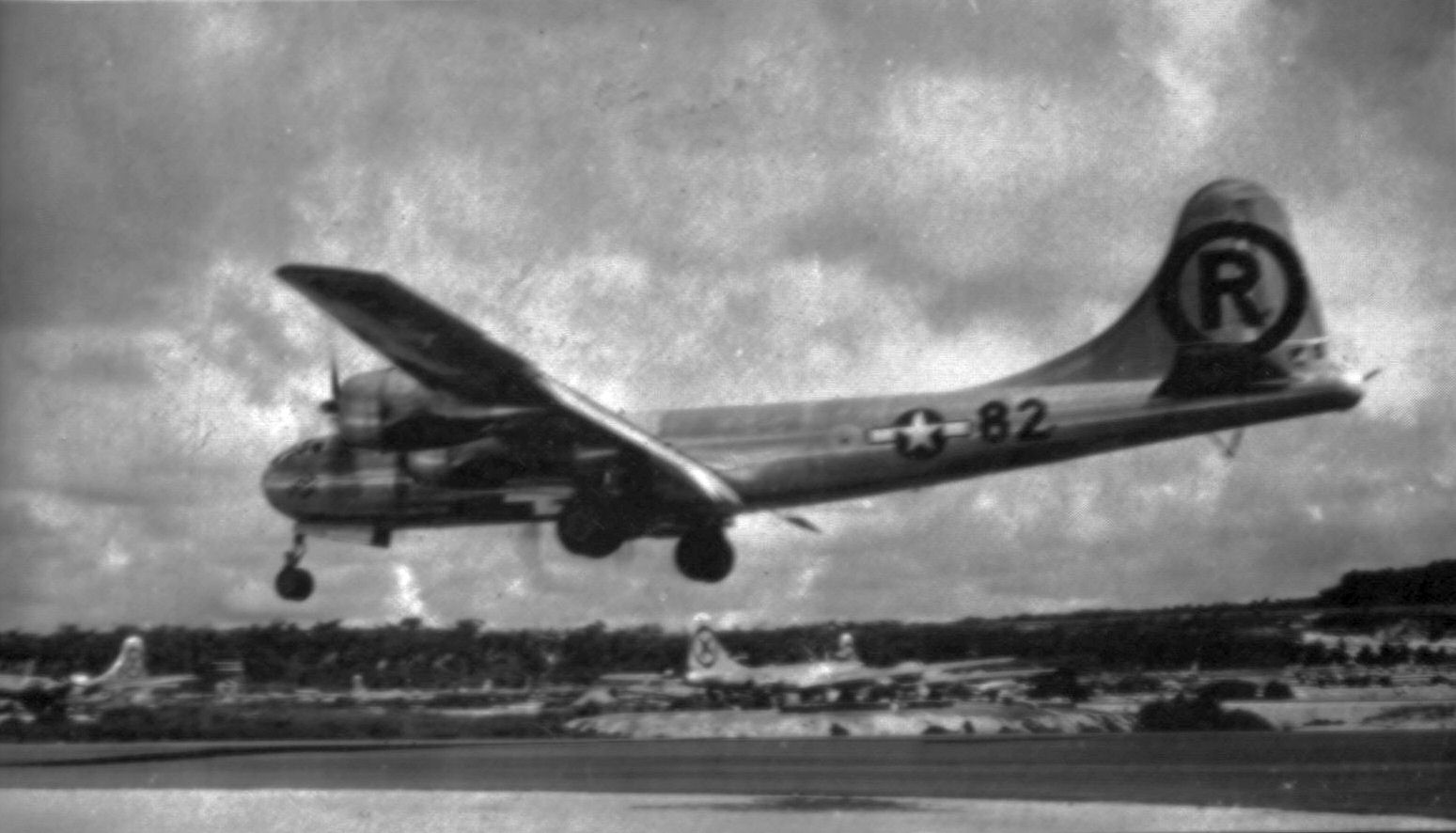 Enola Gay Airplane 47