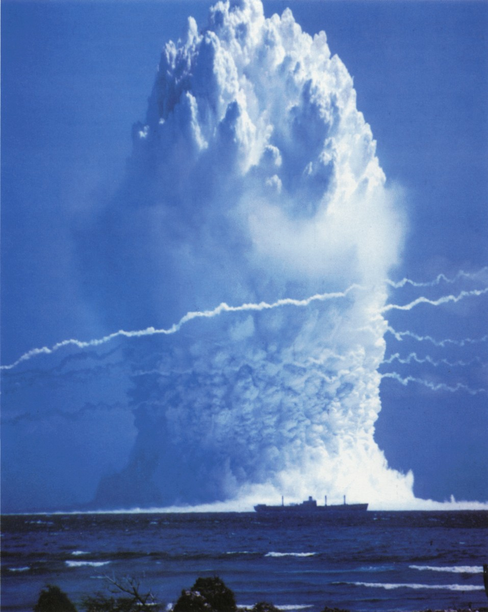 Underwater Nuclear Explosions: How Deep Is The Ocean, How